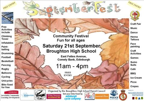 septemberfest 2013 poster